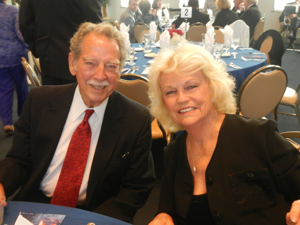 Bill and Diane Locklear