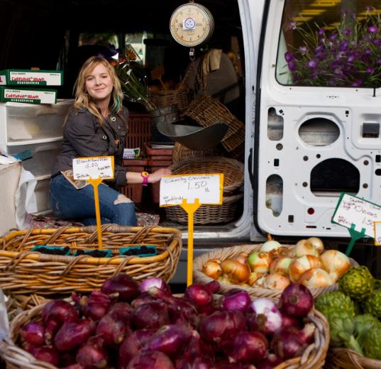 Photo Courtesy of San Luis Obispo Farmer's Market