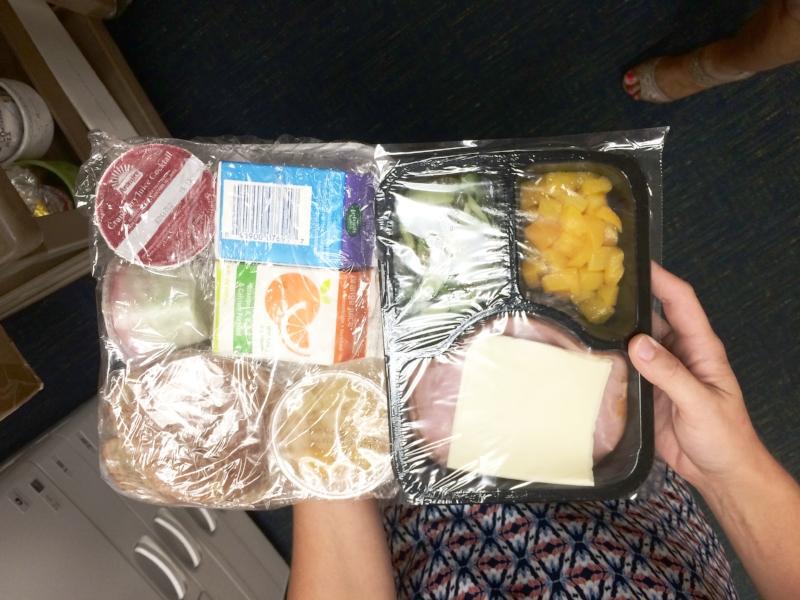 A Meal for an MoW Participant | Photos Courtesy of Maren Munoz