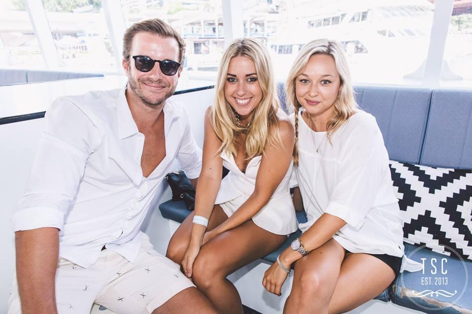 Luke Jacobs, Katie Hansen & Teri Haddy