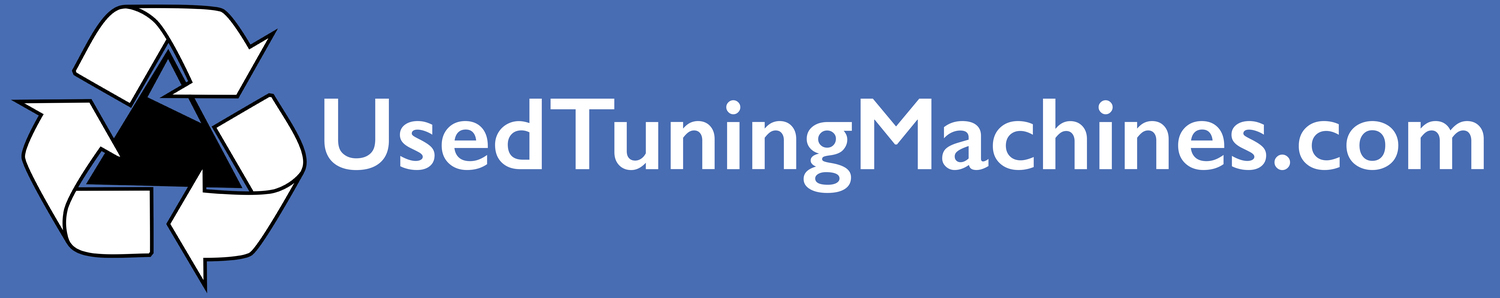 Used Tuning Machines