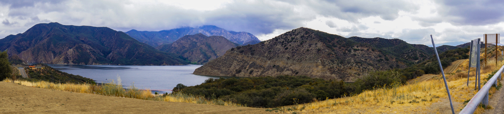 Pyramid Lake Pano
