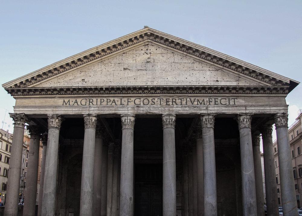Pantheon @ Sunset