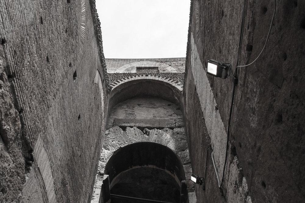 Colloseum - Rome, Italy