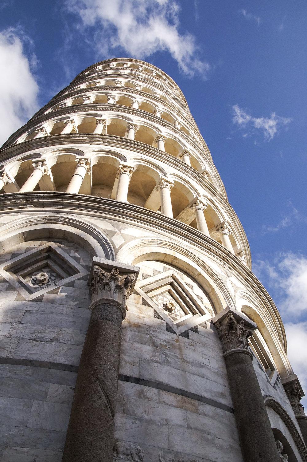 Leaning Tower of Pisa - Pisa, Italy
