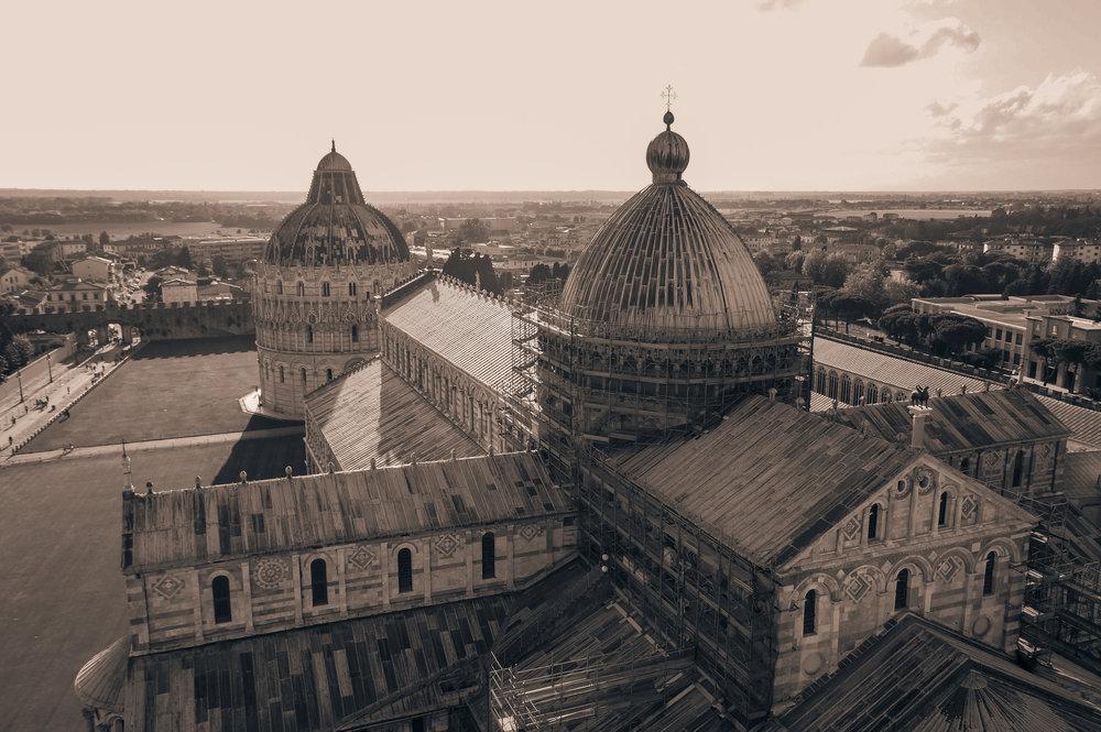 Piazza dei Miracoli - Pisa, Italy