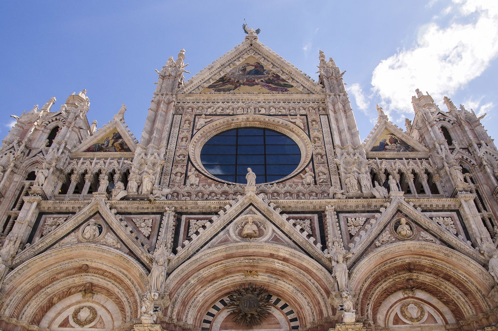 Siena Cathedral - Siena, Italy