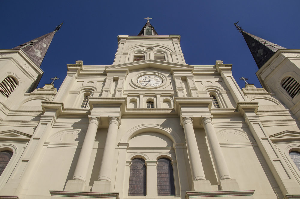 St. Louis Cathedral - New Orleans, LA