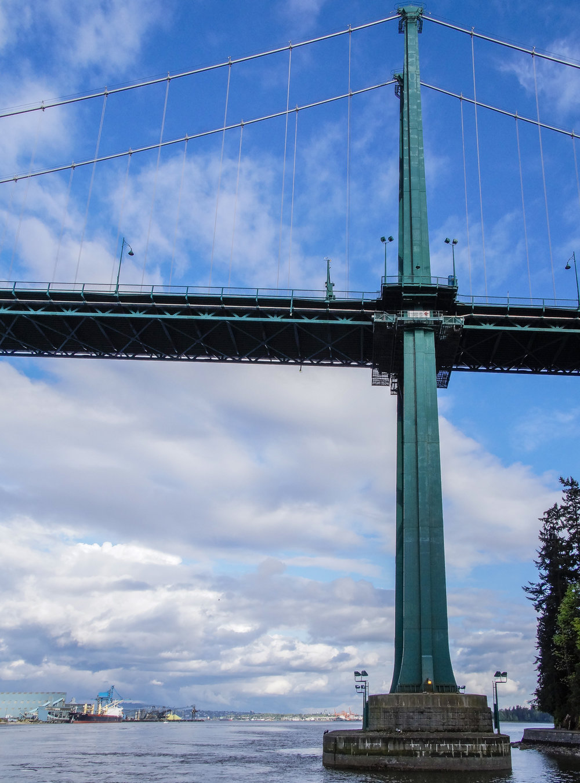 Lions Gate Bridge - Vancouver, BC