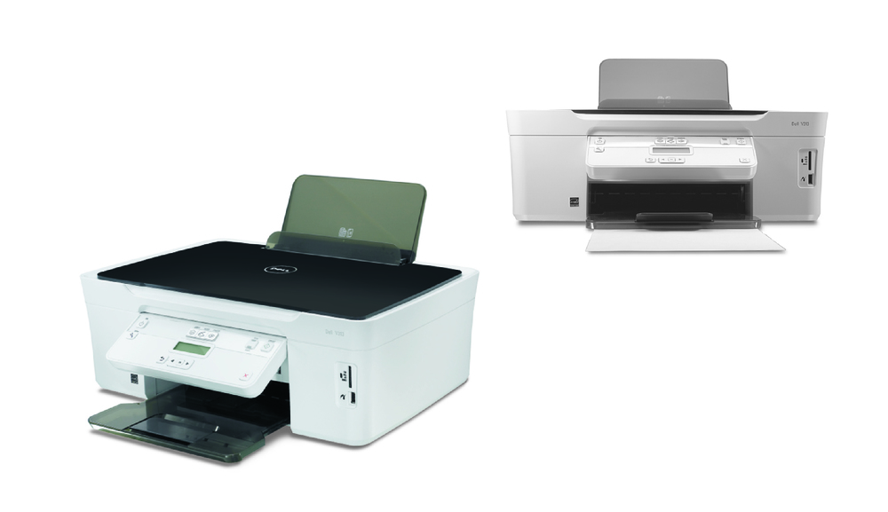 Dell Consumer All-in-One V313 Inkjet Printer