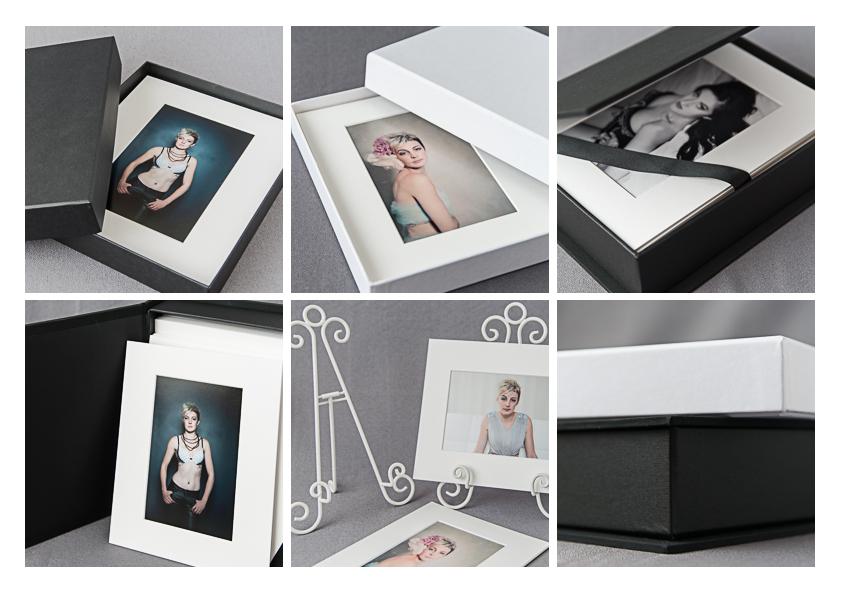 Folio Boxes - start at $900 (6 images)