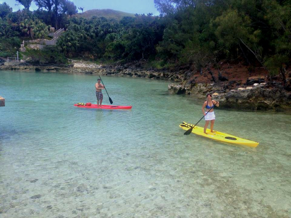 watersports - paddle board
