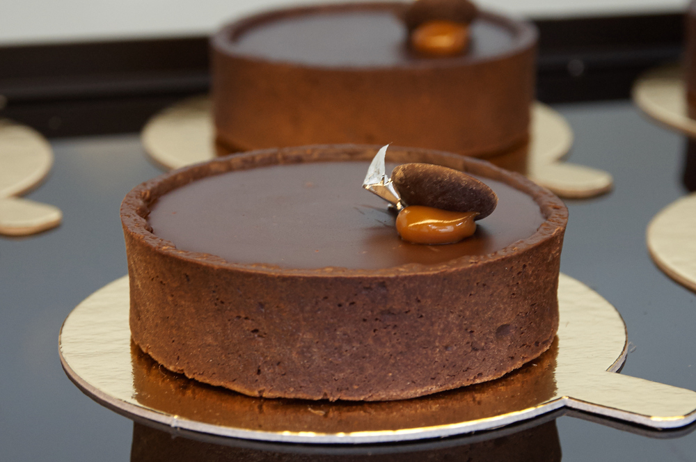 Dulce Chocolate Tart