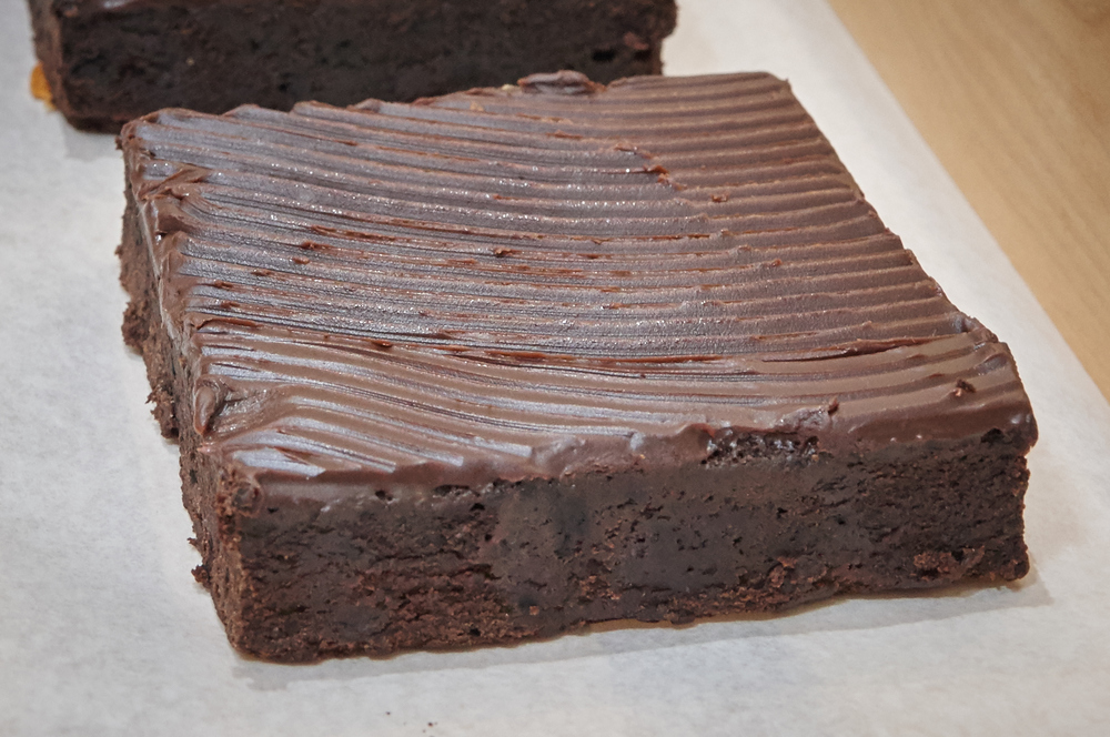 Stout Chocolate Brownie