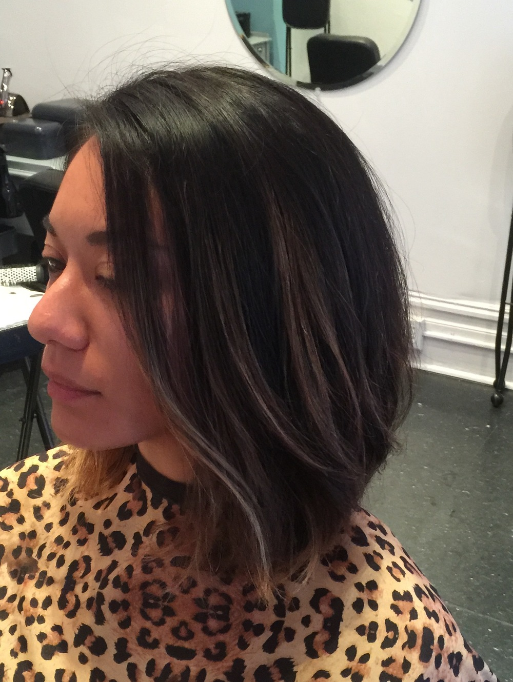 Cut, Color and Style by Victoria Hutchings