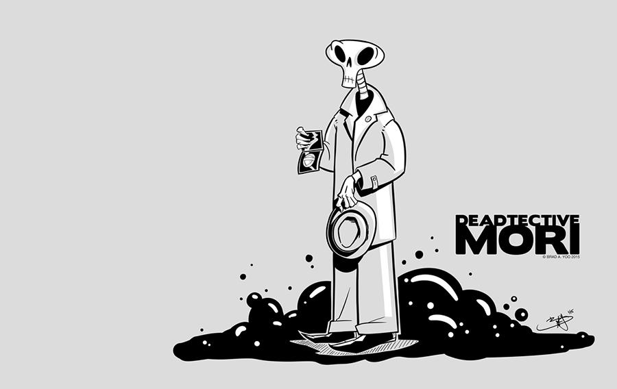 Deadtective Mori
