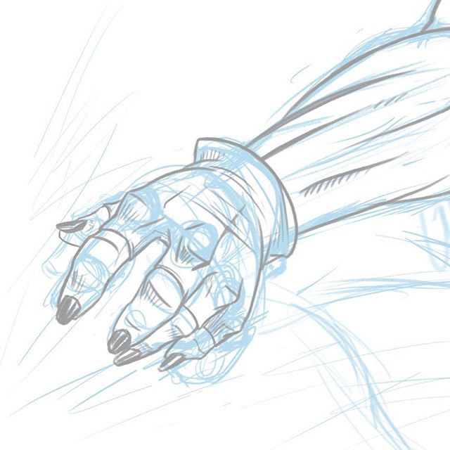 Little sneak peek at what I'm working on. #illustration #art #comicbook #comic #comicart #wip #artistichappenings #digitalart #digitalillustration #artwip #sketch