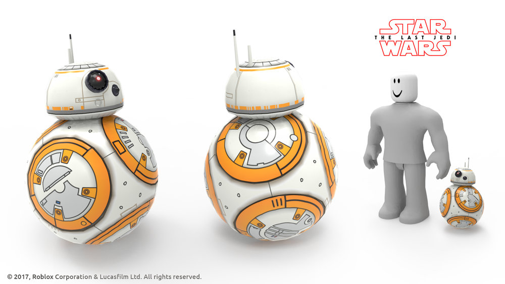 BB-8 Companion