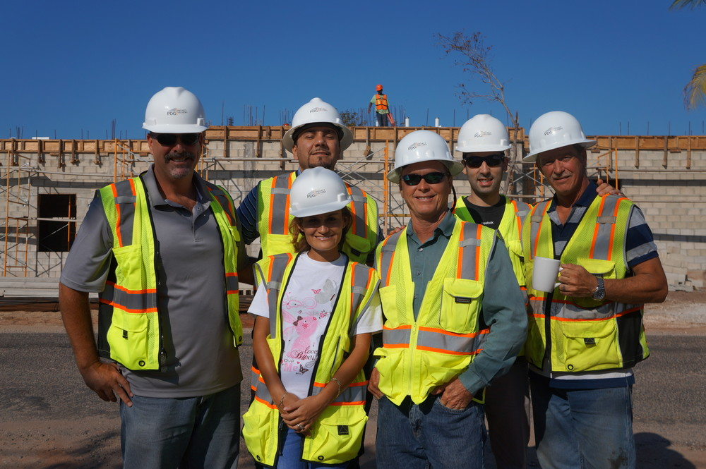 Itz'ana Resort & Residences Project Team