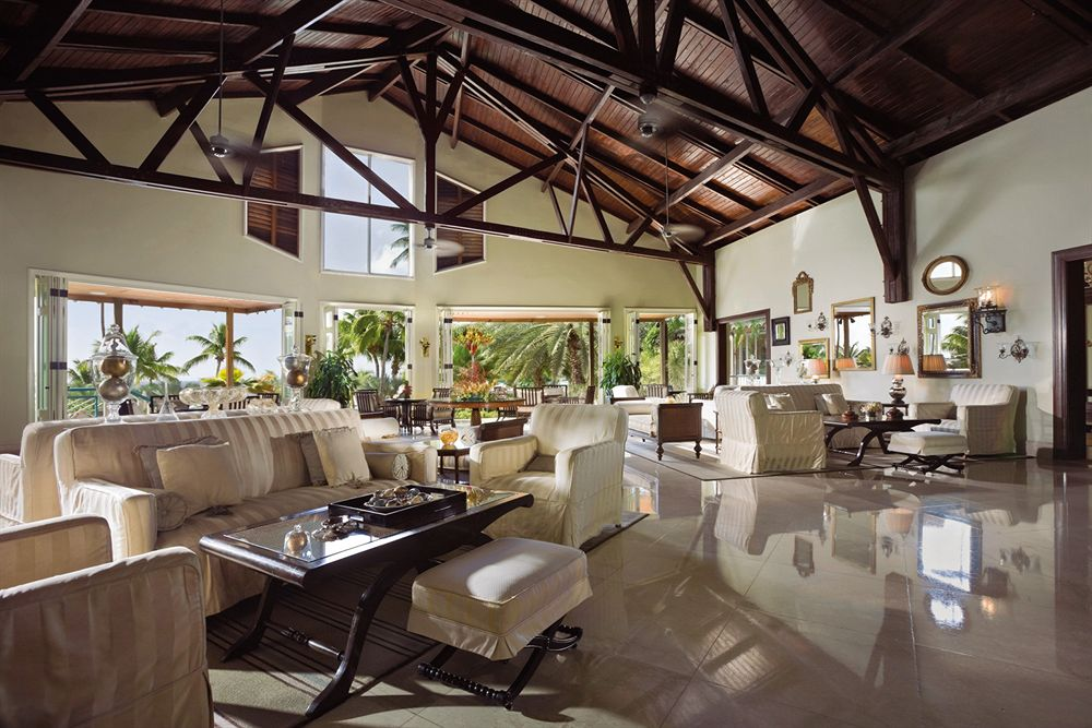 Four Seasons Nevis Resort - Damaged by Hurricane Omar