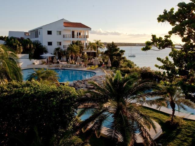 Malliouhana Resort - Damaged by Hurricane Gonzolo
