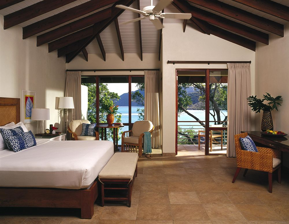 Little Dix Bay Rosewood Hotel - Virgin Gorda, BVI