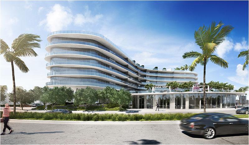 One Ocean Condo Building