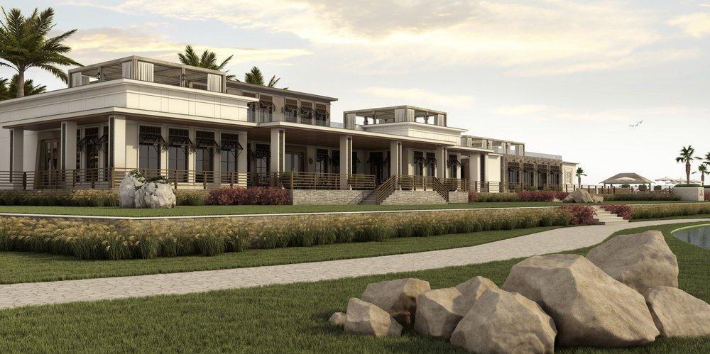 Kanantik Golf Clubhouse