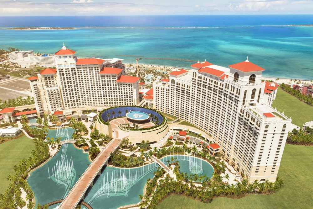 Baha Mar Resort - Nassau, Bahamas