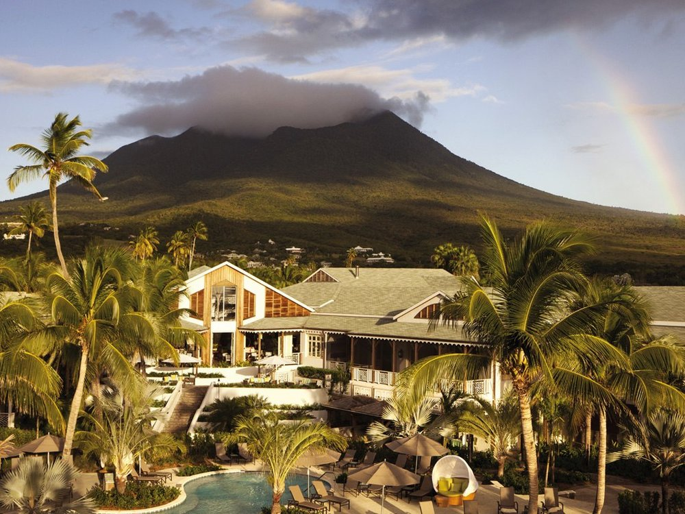 Four Seasons Resort - Nevis, BWI