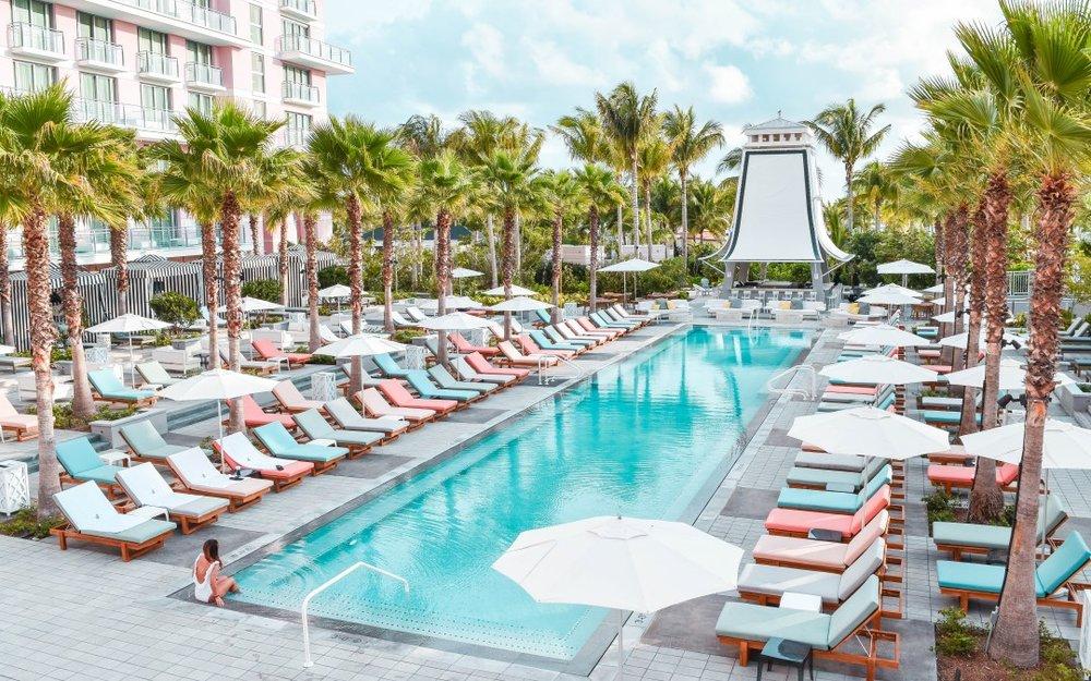 Baha Mar Resort - Nassau, Bahamas