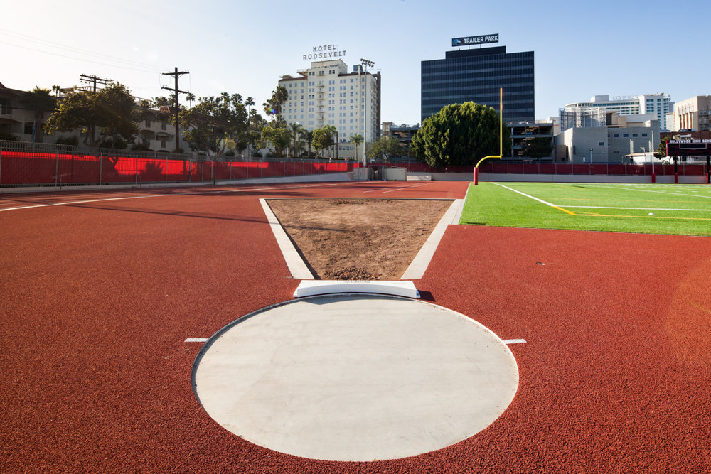 Hollywood High School Track & Field - Los Angeles, CA