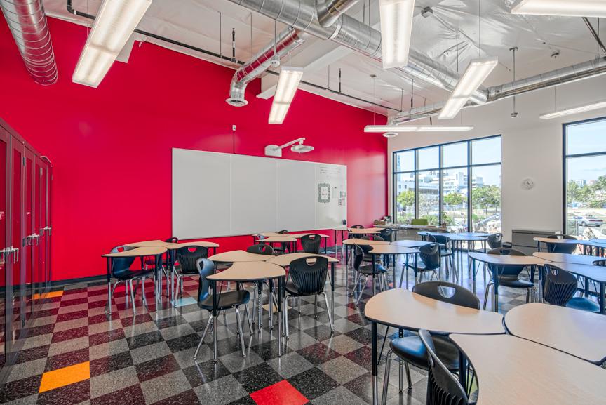Urban Discovery Academy - San Diego, CA