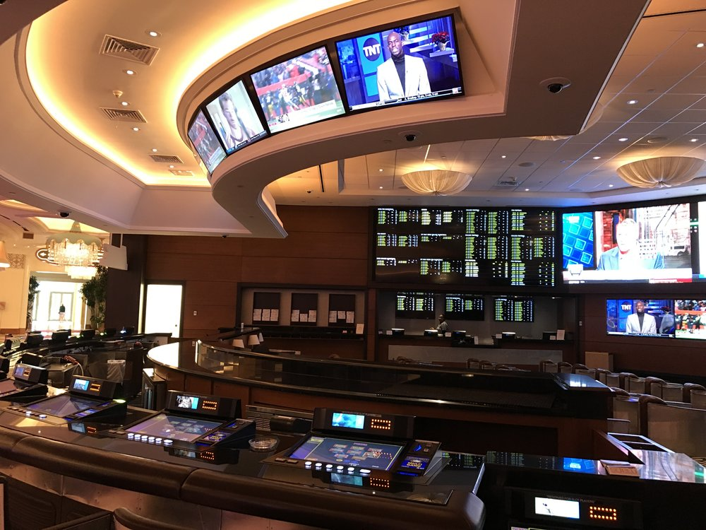 William Hill Sports Book - Nassau, Bahamas