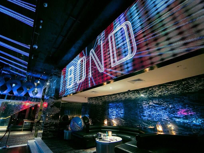 Bond Nightclub - Nassau, Bahamas