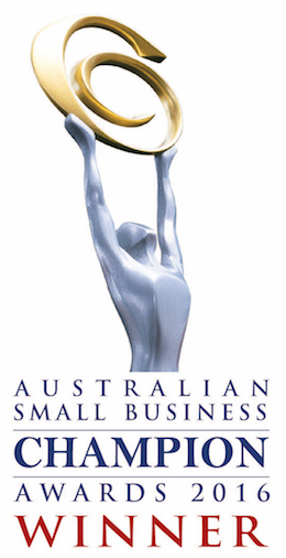 Australian Small Business Champion Finalist