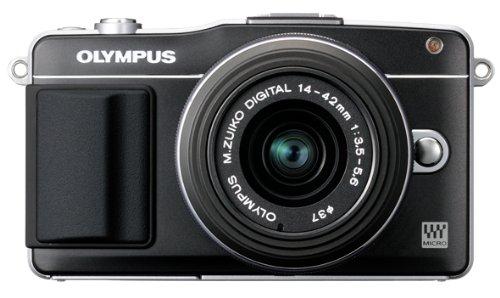 Olympus Pen 14-42mm lens
