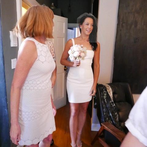 My Aunt Mel got married
