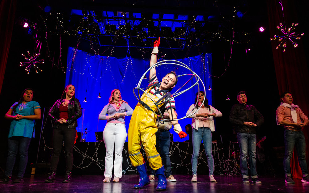 Bubble Boy The Musical