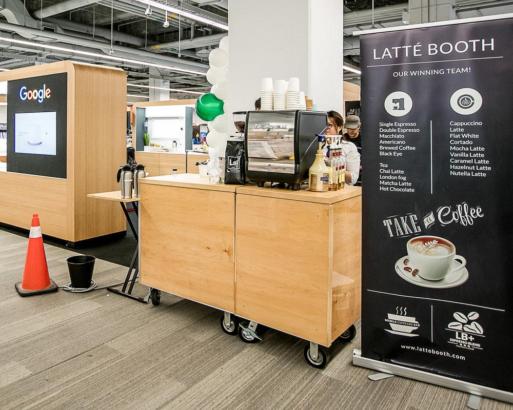 Mobile Espresso Bar Canada Service