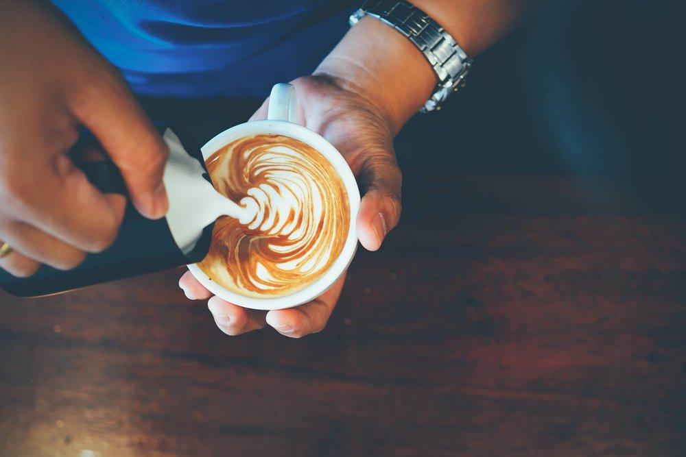 Latte Booth Latte Art
