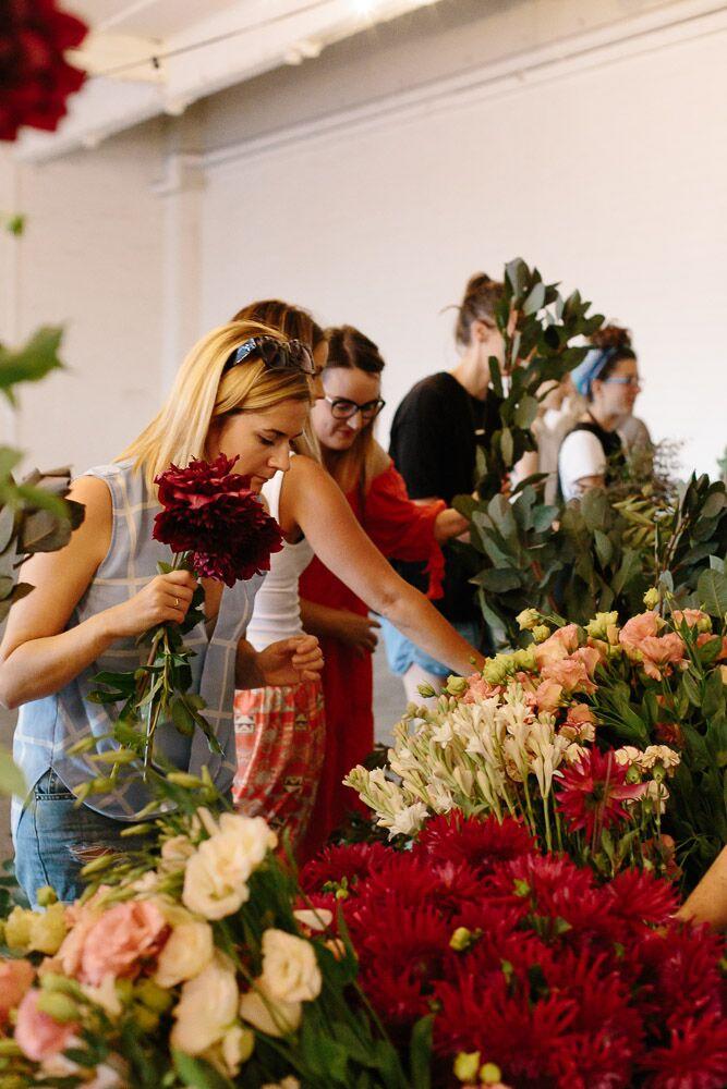 Flos Botanical Workshop
