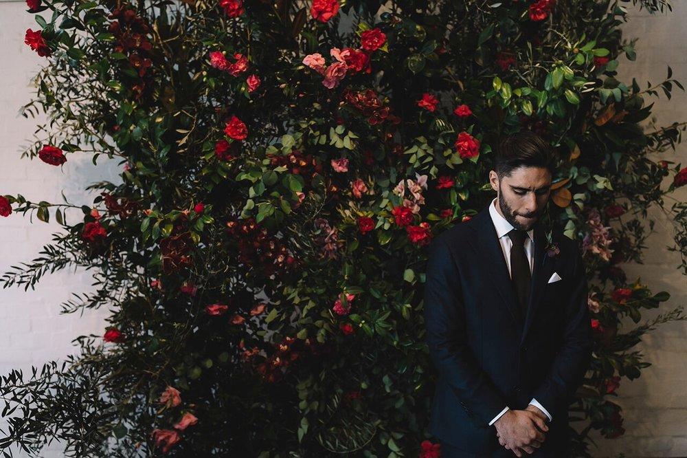 Dani & Luke Wedding