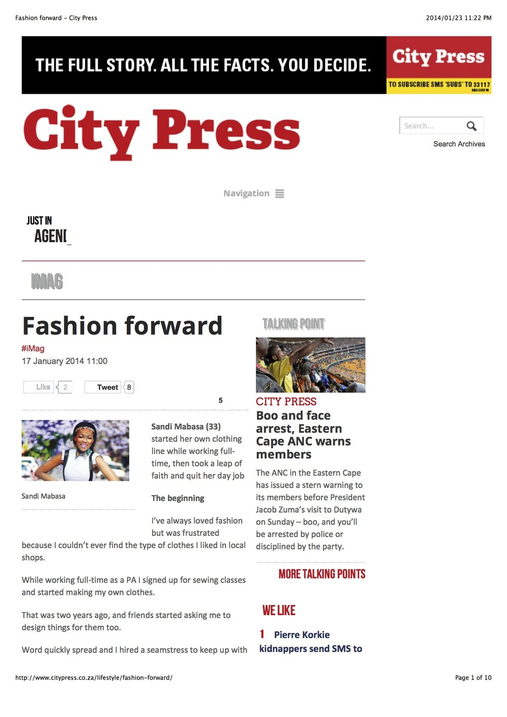 City Press-News24