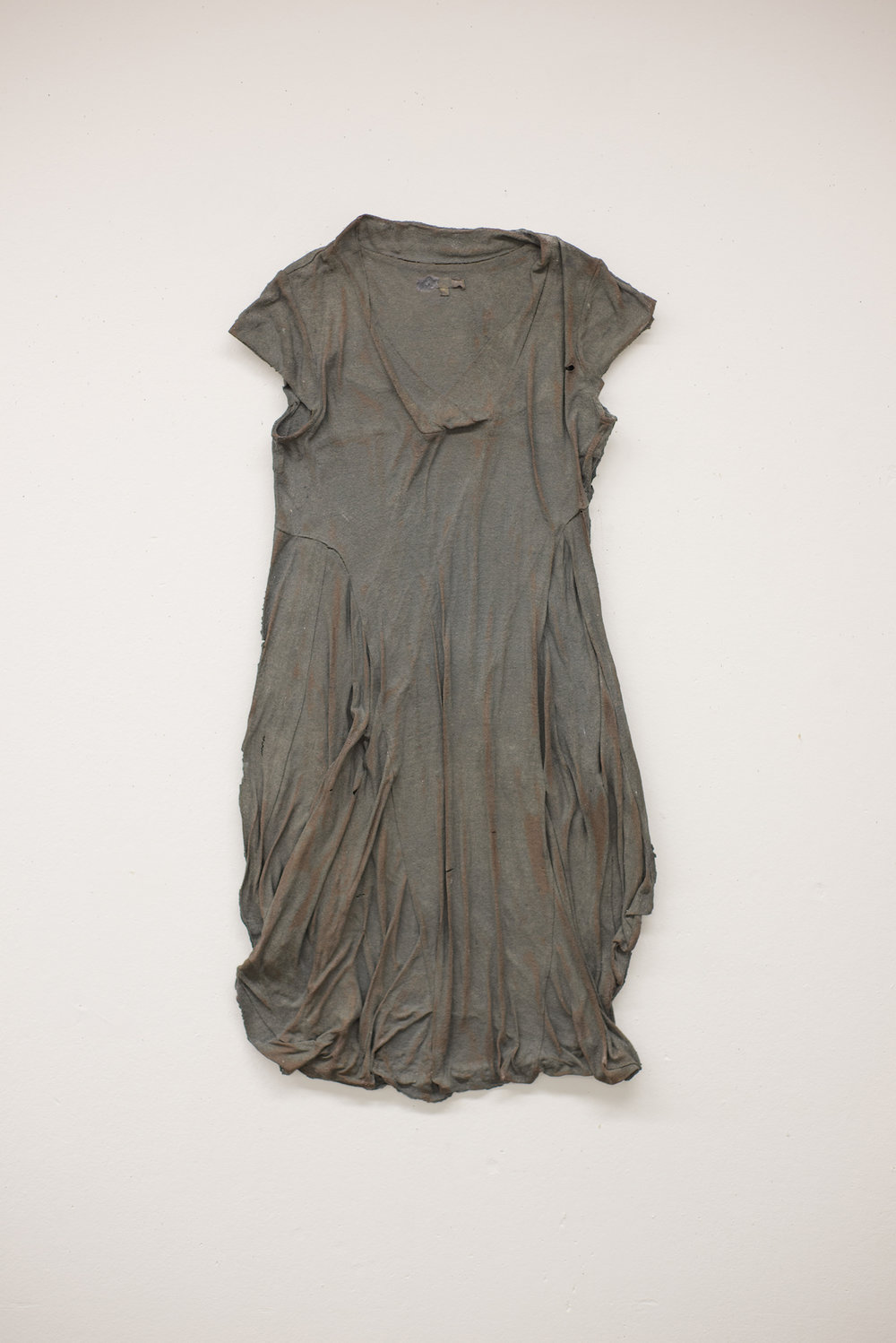 Saskia Scott, Fragments (Dress) 2017