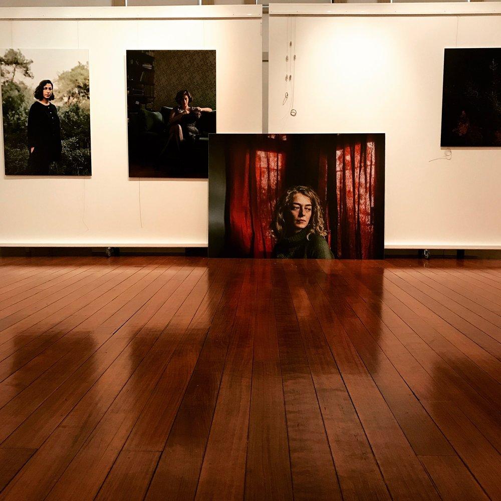 Alana Holmberg's award winning photography exhibited in 2018