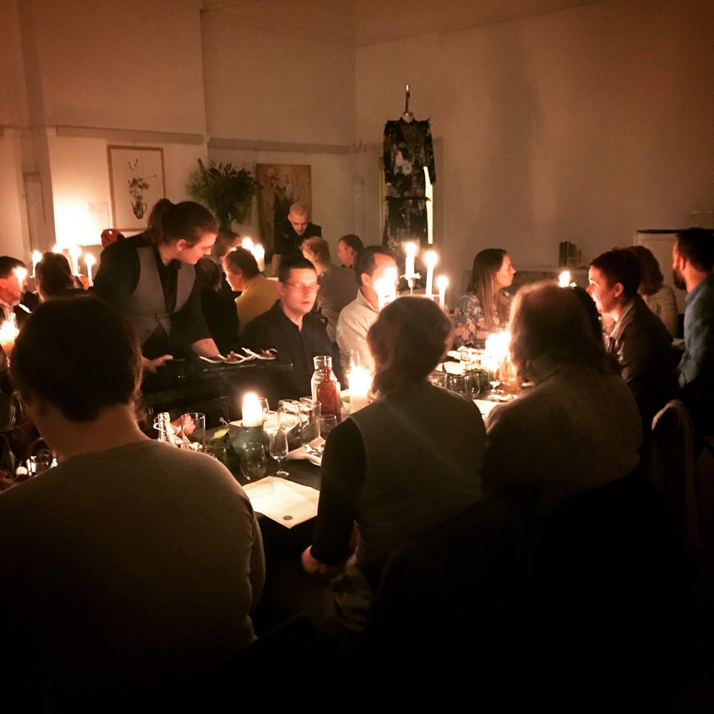 Candlelit feasts held to celebrate a month long food festival, Plate Up Ballarat