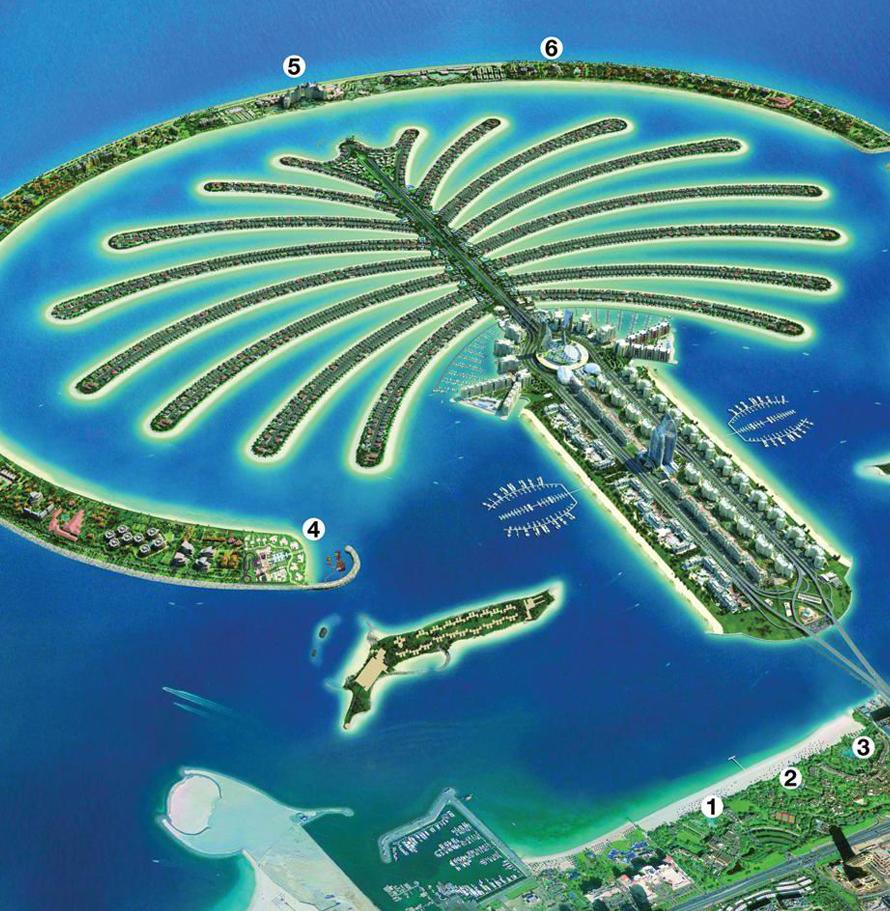 Honeymoon Venue One Amp Only The Palm Resort Dubai Harlow