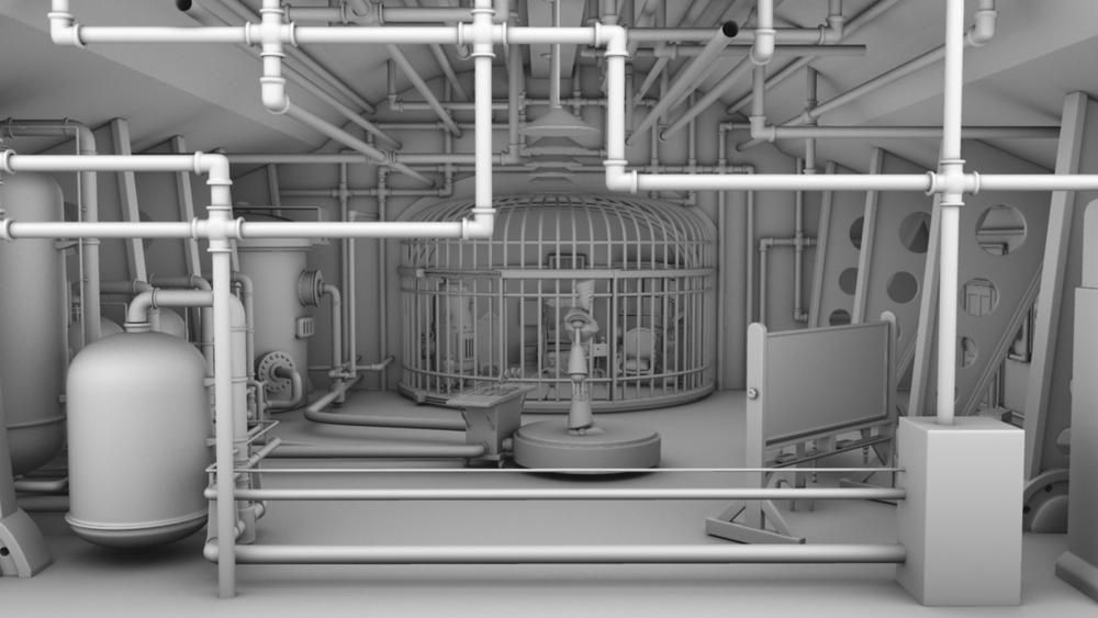 Lab Environment Model