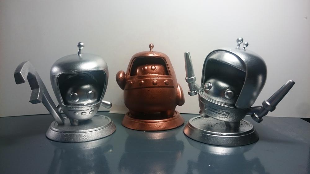 Painted 3D Models